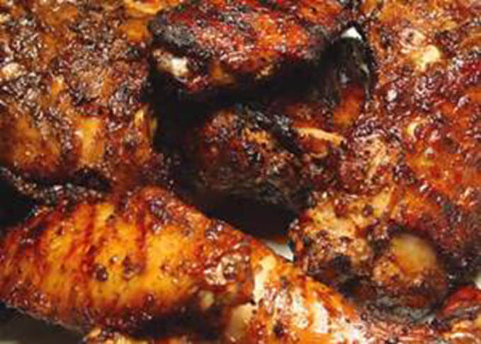 How to Make Grilled Jamaican Jerk BBQ Chicken